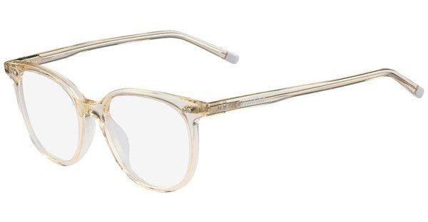Calvin Klein Damen Brille » CK5939«, gelb, 799 - gelb