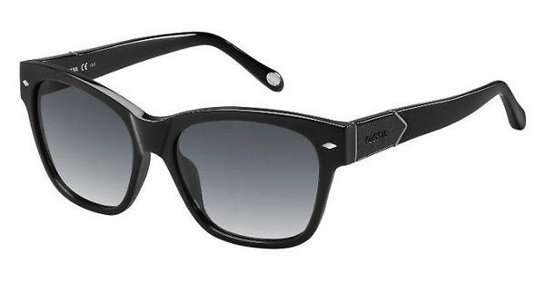 Fossil Damen Sonnenbrille » FOS 2040/S«, braun, YAA/S8 - braun/braun