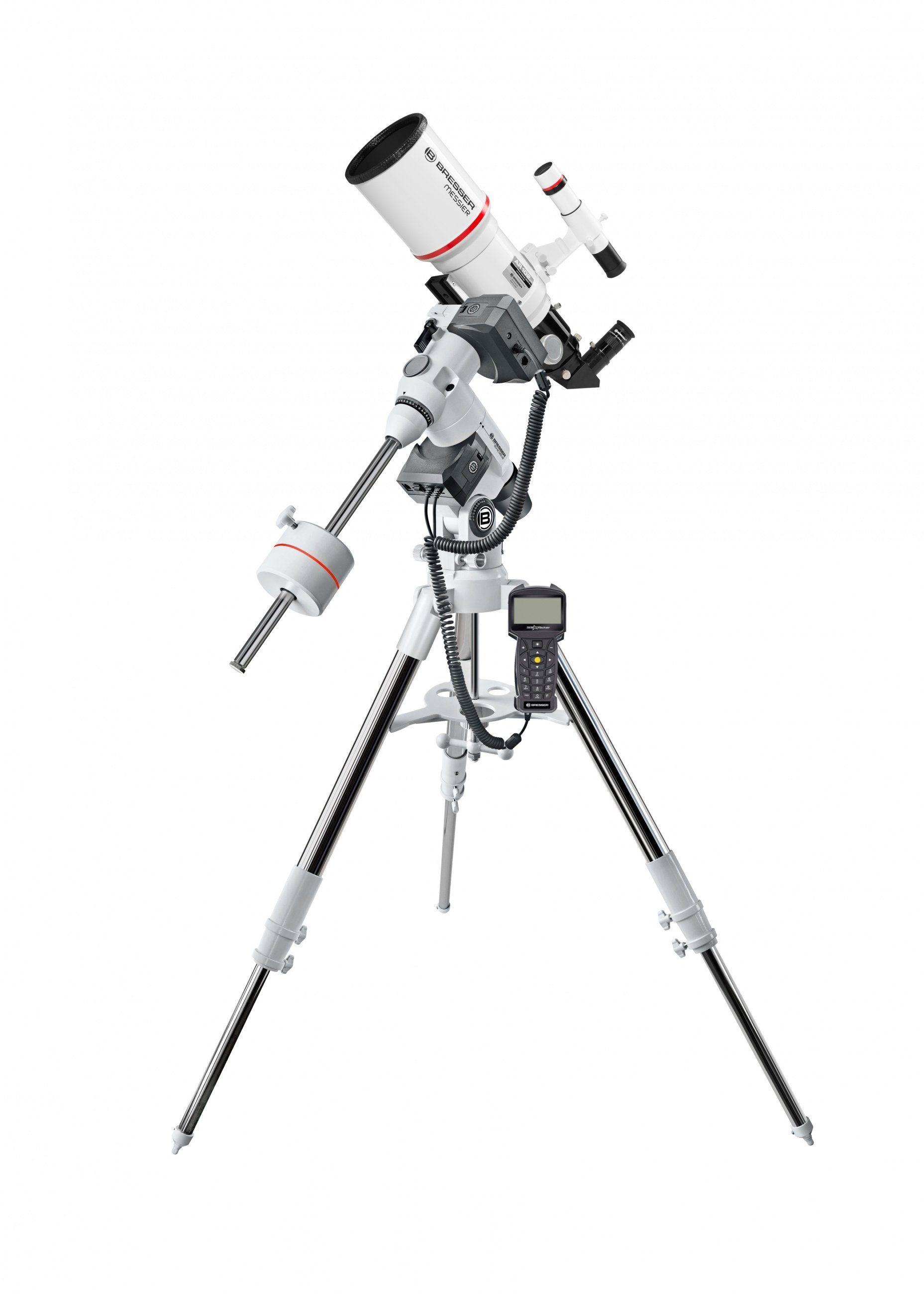 Bresser Teleskop »Messier AR-102xs/460 EXOS-2/EQ5 Goto«