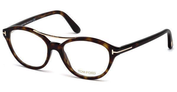 Tom Ford Damen Brille » FT5412«, braun, 052 - braun