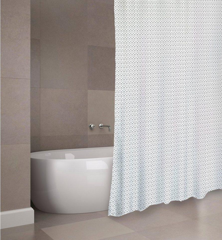 Duschen und Zubehör - MSV Duschvorhang »PREMIUM MOZAIK«, Breite 180 cm  - Onlineshop OTTO