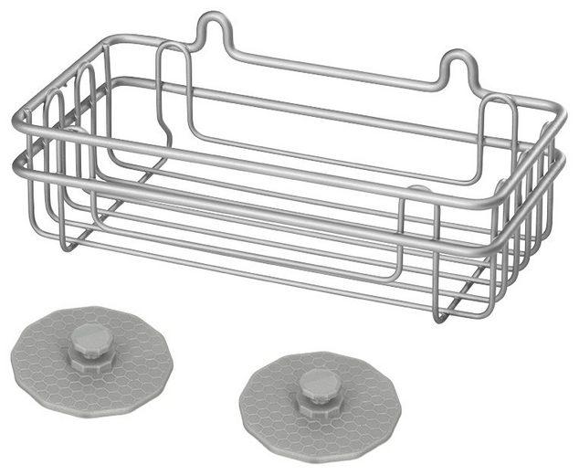 METALTEX Duschablage »Artic«, Easy Fix, Breite 22 cm