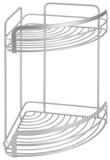 METALTEX Duschablage »Viva Eckablage«, 2 Etagen, Breite 20 cm