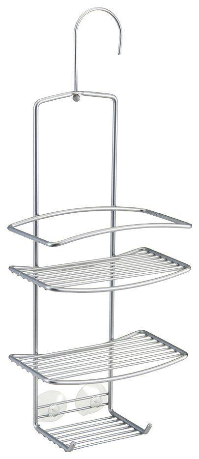 METALTEX Duschablage »Onda Duschboy«, 3 Etagen, Breite 18 cm