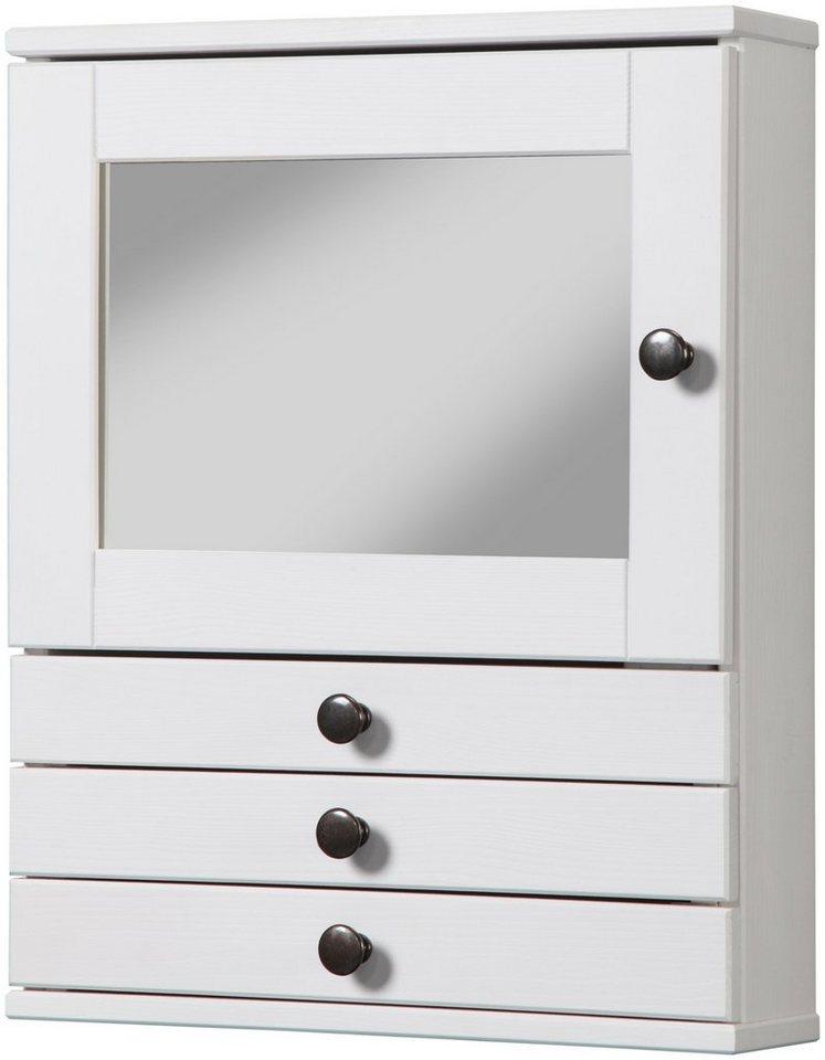 konifera schmuckschrank sylt mit spiegelfl che 40 cm breit online kaufen otto. Black Bedroom Furniture Sets. Home Design Ideas