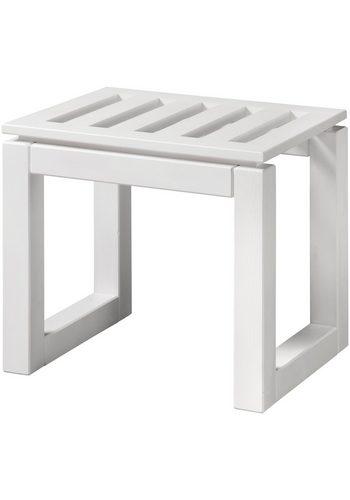 Badhocker Venezia, 45 cm breit weiß | 04251268155995
