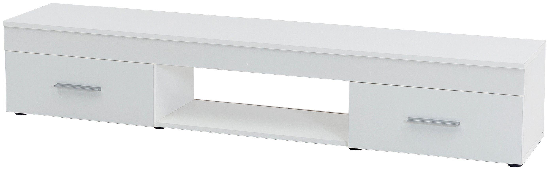 Lowboard , für TV-Geräte, Breite 160 cm | Wohnzimmer > Schränke > Lowboards | Spanplatte | Wilmes