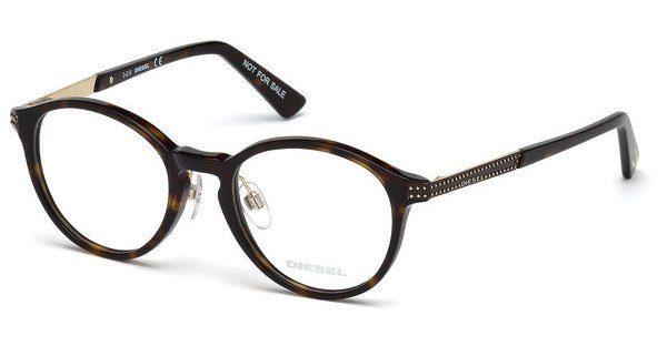 Diesel Brille » DL5233«, schwarz, 001 - schwarz