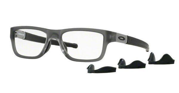 Oakley Herren Brille »MARSHAL MNP OX8091«, grau, 809102 - grau