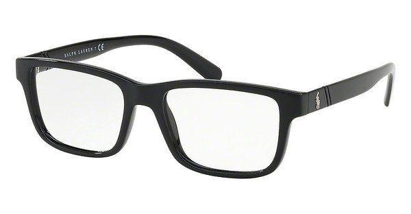 Polo Herren Brille » PH2184«, schwarz, 5001 - schwarz