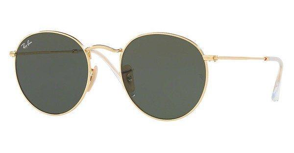 neue Version bester Ort für elegante Schuhe Rayban Damen Sonnenbrille »ROUND METAL RB3447N«   OTTO