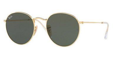 Rayban Damen Sonnenbrille »ROUND METAL RB3447N«