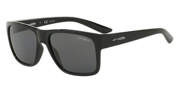 Arnette Herren Sonnenbrille »RESERVE AN4226«, grau, 53816G - grau/silber