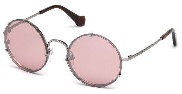 Balenciaga Damen Sonnenbrille » BA0086«, grau, 14U - grau