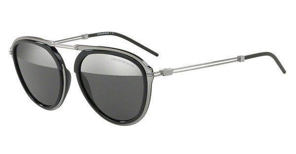 Emporio Armani EA2056 300187 Herrensonnenbrille Qv4g9uX41