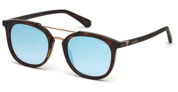 Kleidung & Accessoires Frank Guess By Marciano Sonnenbrille Damen Lila