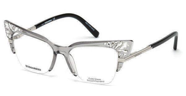 Dsquared2 Damen Brille » DQ5255«, schwarz, 001 - schwarz