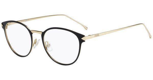 FENDI Damen Brille »FF 0167«, Pantoförmige Vollrandbrille online kaufen | OTTO
