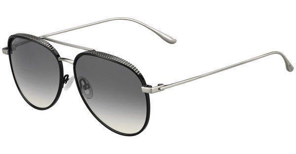 JIMMY CHOO Jimmy Choo Damen Sonnenbrille » RETO/S«, schwarz, PL0/HJ - schwarz/grau