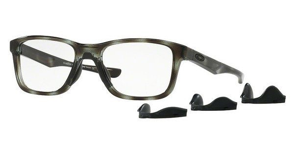 Oakley Brille »TRIM PLANE OX8107«, grau, 810704 - grau