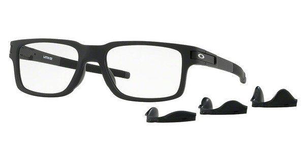 Oakley Herren Brille »LATCH EX OX8115«, schwarz, 811501 - schwarz