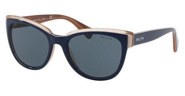 RALPH Ralph Damen Sonnenbrille » RA5230«, blau, 164887 - blau/grau