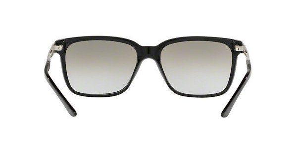 Versace Herren Sonnenbrille » VE4307«, schwarz, GB1/6V - schwarz/silber