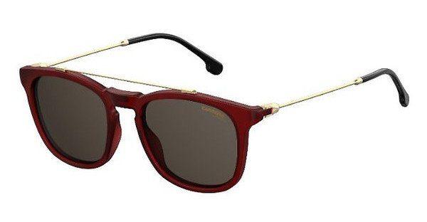 Carrera Eyewear Sonnenbrille » CARRERA 154/S«, schwarz, 807/K1 - schwarz/gold