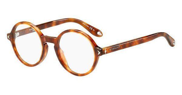 GIVENCHY Givenchy Damen Brille » GV 0043«, braun, 9N4 - braun