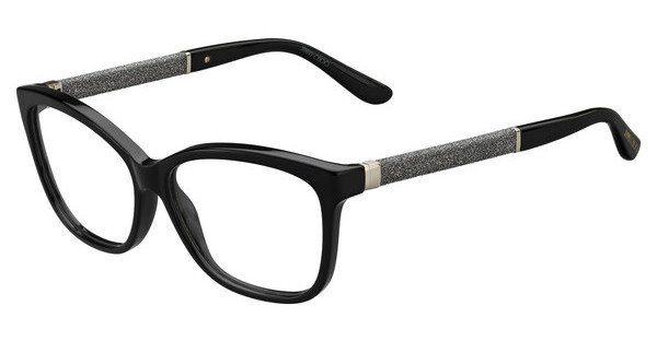 JIMMY CHOO Jimmy Choo Damen Brille » JC105«, schwarz, P9X - schwarz