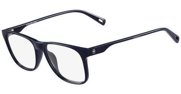 G-Star Raw Brille » Gs2646 Gsrd Zreck«, Blau, 414 - Blau