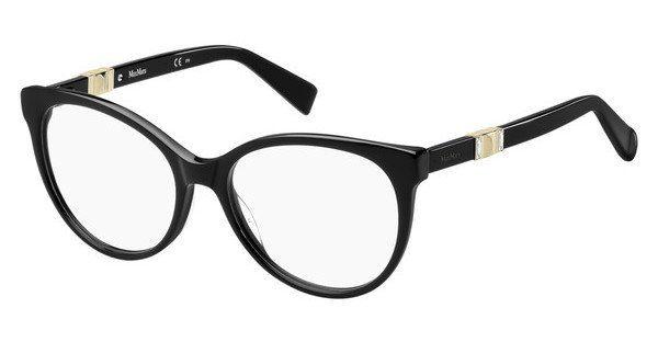 Max Mara Damen Brille » MM 1318«, schwarz, 807 - schwarz