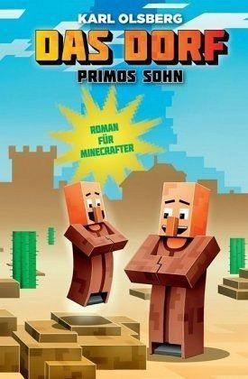 Gebundenes Buch »Primos Sohn - Roman für Minecrafter«