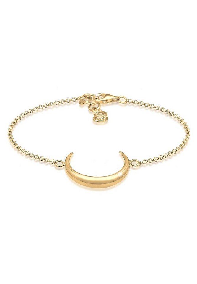 0e4422e0bb4d Elli Armband »Halbmond Astro Luna 925 Sterling Silber« online kaufen ...