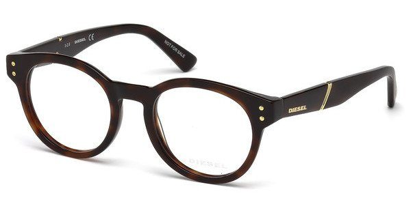 Diesel Damen Brille » DL5232«, braun, 052 - braun