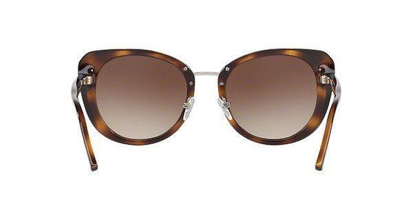 MICHAEL KORS Michael Kors Damen Sonnenbrille »LISBON MK2062«, braun, 328513 - braun