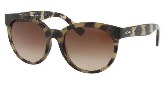 MICHAEL KORS Damen Sonnenbrille »CARTAGENA MK2059«