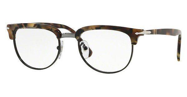PERSOL Persol Herren Brille » PO3197V«, braun, 1071 - braun