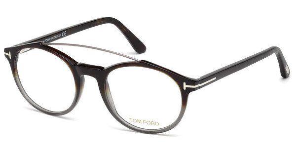 Tom Ford Herren Brille » FT5494«, braun, 055 - havana