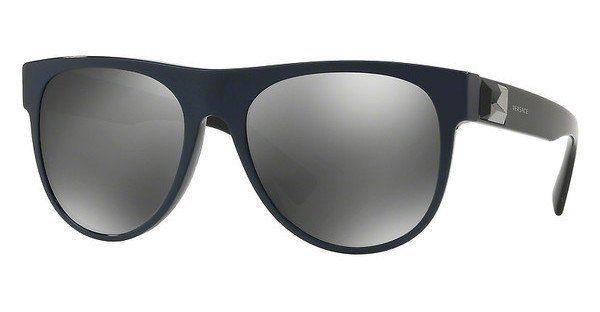 Versace Herren Sonnenbrille » VE4346«, blau, 52306G - blau/silber