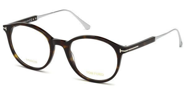 Tom Ford Herren Brille » FT5485«, braun, 056 - braun