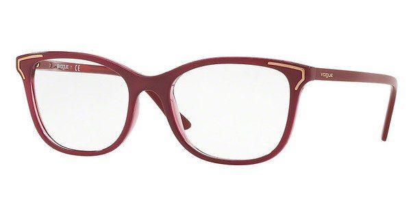 VOGUE Vogue Damen Brille » VO5214«, lila, 2618 - lila