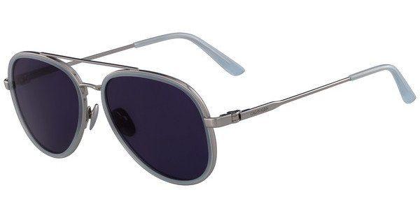Calvin Klein Sonnenbrille » CK18103S«, weiß, 100 - weiß