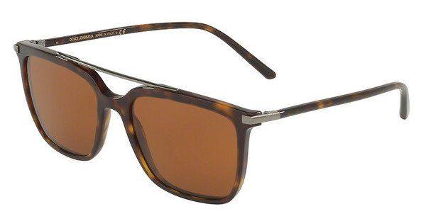 DOLCE & GABBANA Herren Sonnenbrille »DG4318«