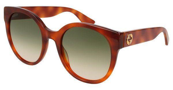 GUCCI Damen Sonnenbrille »GG0035S«