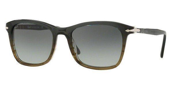 PERSOL Persol Herren Sonnenbrille » PO3192S«, grau, 101271 - grau/grau