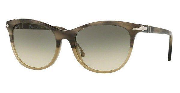 PERSOL Persol Damen Sonnenbrille » PO3190S«, grau, 106532
