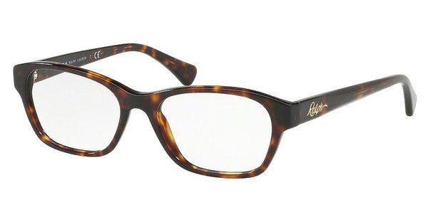 RALPH Ralph Damen Brille » RA7093«, schwarz, 5681 - schwarz