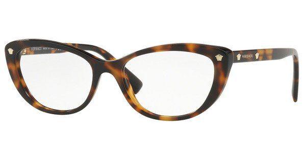 Versace Damen Brille » VE3258«, schwarz, GB1 - schwarz