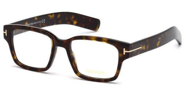 Tom Ford Herren Brille » FT5527«, braun, 052 - braun